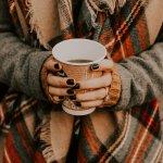 Пресет — горячий кофе