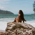 Теплый остров — пресет лайтрум