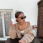 Утренний кофе — мобильный пресет