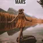 Mars пресет лайтрум