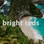 Bright reds