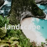 Landscape пресет