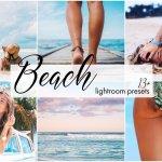13 классных пляжных лайтрум пресетов