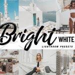 Яркие белые блогерские пресеты