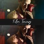 Film Toning Lightroom — стильный мобильный пресет