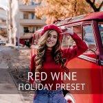 Пресет — красное вино