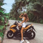 Road to Bali пресет