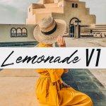 Lemonade пресет