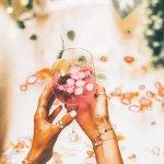 Розовое вино пресет