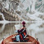 Путешествие в горы пресет