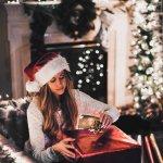 Новогодние подарки — зимний пресет лайтрум