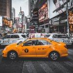 Нью-йоркское такси пресет