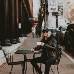 Терраса кафе пресет