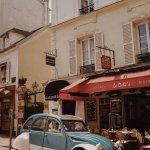 Теплый французский пресет