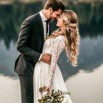 Свадьба у реки пресет