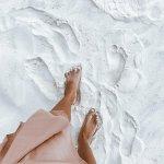 Белый песок пресет