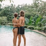Пляж на Бали пресет