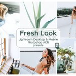 Fresh Look Lightroom пресет