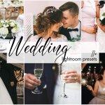 11 шикарных свадебных пресетов лайтрум