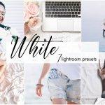 7 пресетов для идеального белого цвета